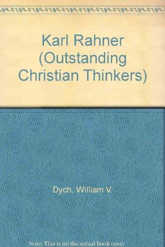 9780814650530: Karl Rahner (Outstanding Christian Thinkers)