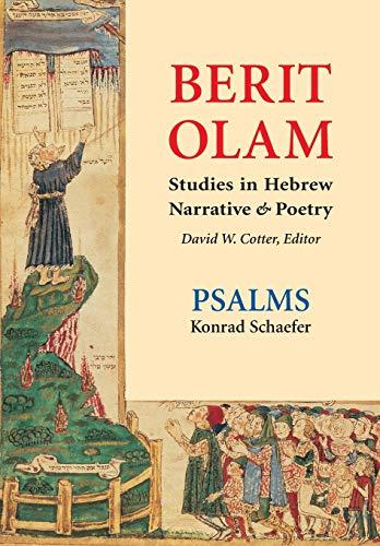 9780814650615: Berit Olam: Psalms