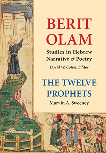 9780814650950: The Twelve Prophets (Vol. 1): Hosea, Joel, Amos, Obadiah, Jonah (Berit Olam series)
