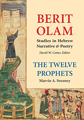 9780814650950: The Twelve Prophets (Vol. 1): Hosea, Joel, Amos, Obadiah, Jonah (Berit Olam series)