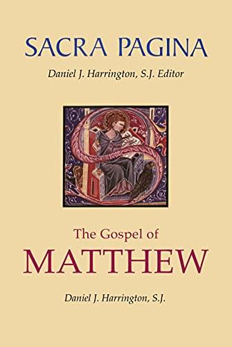 9780814658031: The Gospel of Matthew