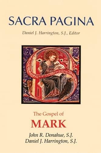 9780814658048: Sacra Pagina: The Gospel of Mark