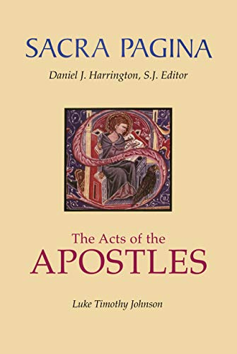 9780814658079: The Acts of the Apostles (Sacra Pagina Series, Vol. 5)