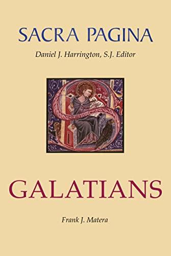 9780814658116: Galatians (Sacra Pagina Series)volume 9