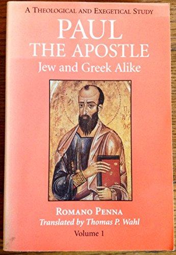 9780814658352: Jew and Greek Alike (Paul the Apostle)