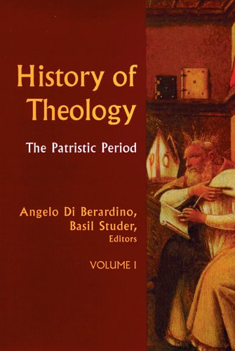 9780814659151: History of Theology Volume I: The Patristic Period: The Patristic Period v. 1