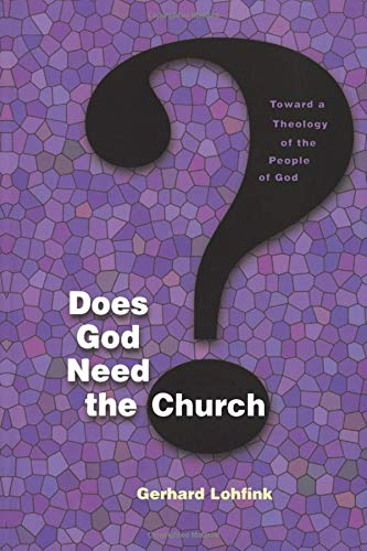 9780814659281: Does God Need the Church?: Toward a Theology of the People of God (Michael Glazier Books)