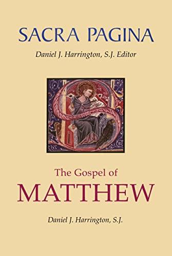 9780814659649: The Gospel of Matthew