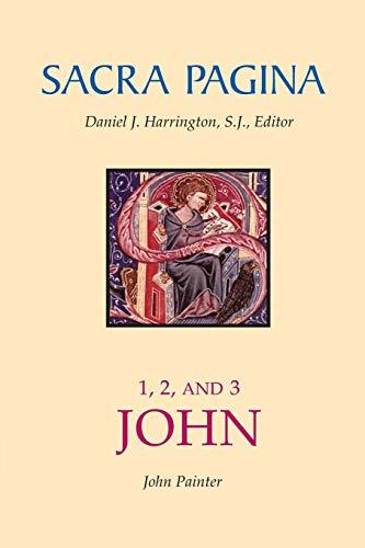 9780814659731: Sacra Pagina: 1, 2, and 3 John