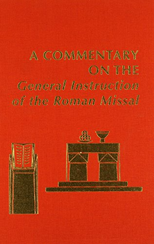 9780814660171: A Commentary on the General Instruction of the Roman Missal (Pueblo Books)