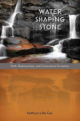 9780814683026: Water Shaping Stone: Faith, Relationships, and Conscience Formation