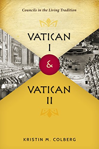 9780814683149: Vatican I and Vatican II: Councils in the Living Tradition