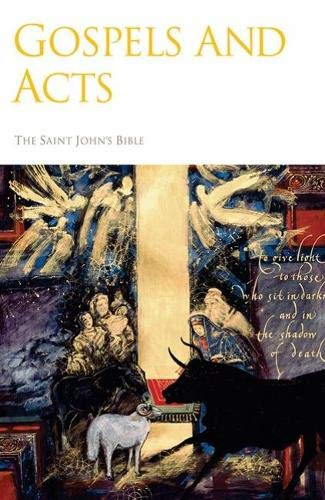 Saint Johns Bible Gospels and Acts