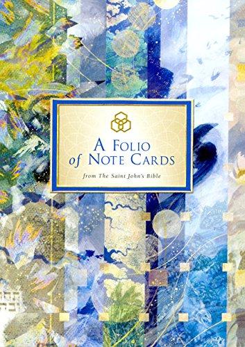 9780814690673: Saint John's Bible Note Cards: Creation