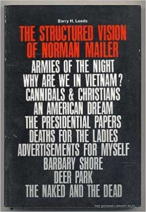 9780814702567: The Structured Vision of Norman Mailer (The Gotham Library)