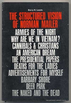 9780814702574: The Structured Vision of Norman Mailer (The Gotham Library)