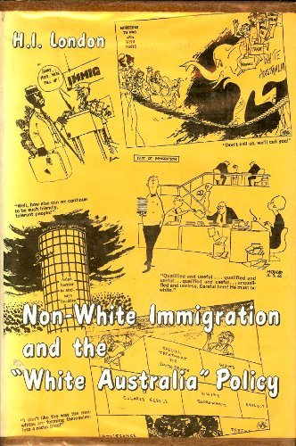 9780814702642: Non-White Immigration and the White Australia Policy