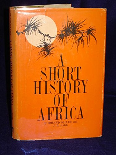 9780814703298: A Short History of Africa