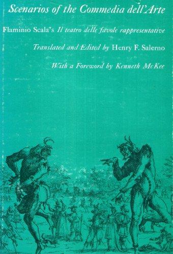9780814703731: Scenarios of the commedia dell'arte: Flaminio Scala's Il teatro delle favole rappresentative