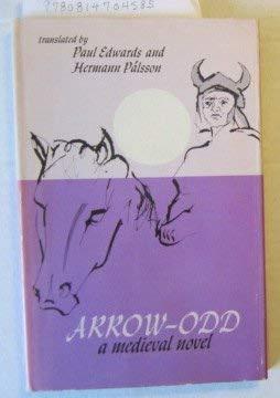 9780814704585: Arrow-Odd: A Medieval Novel