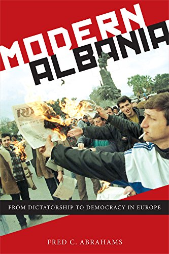 9780814705117: Modern Albania: From Dictatorship to Democracy in Europe