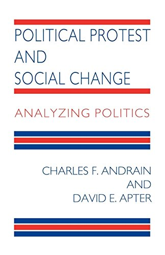 9780814706305: Political Protest and Social Change: Analyzing Politics