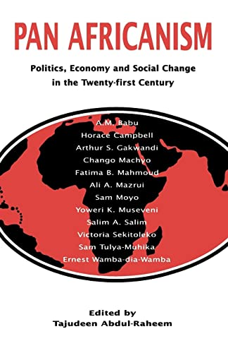 9780814706602: Pan-Africanism: Politics, Economy, and Social Change in the Twenty-First Century