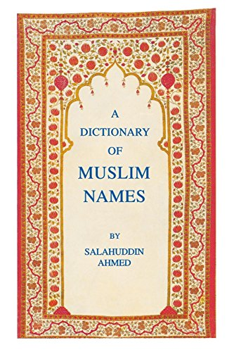 9780814706756: A Dictionary of Muslim Names