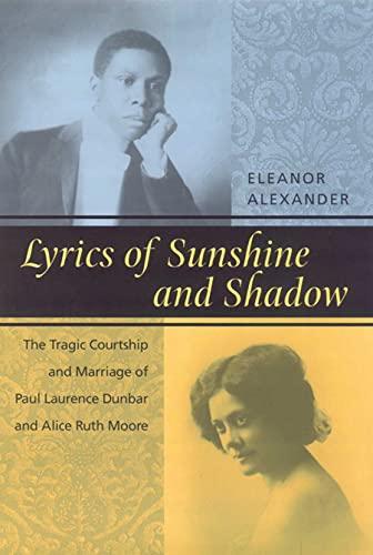 Lyrics of Sunshine and Shadow: The Tragic: Eleanor Alexander
