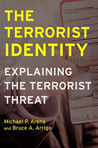 9780814707159: The Terrorist Identity: Explaining the Terrorist Threat (Alternative Criminology)