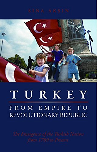 9780814707227: Turkey, from Empire to Revolutionary Republic: The Emergence of the Turkish Nation from 1789 to Present