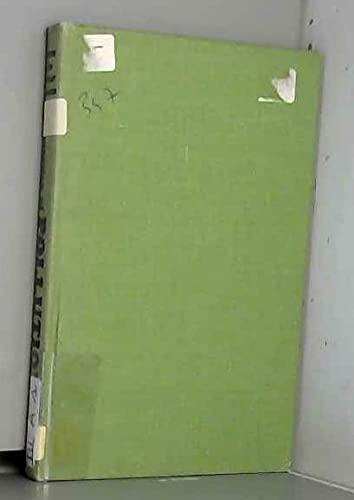 Economics of Pollution (The Charles C. Moskowitz lectures): Boulding, Kenneth E., Stahr, Elvis J.