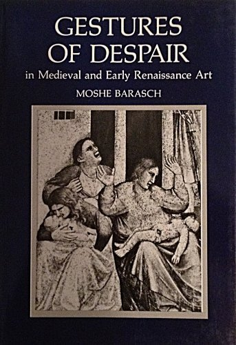 9780814710067: Gestures of Despair in Medieval and Early Renaissance Art