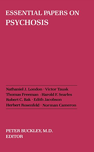 9780814710975: Essential Papers on Psychosis (Essential Papers on Psychoanalysis)