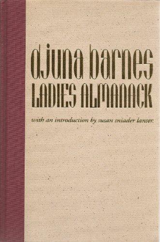 Ladies Almanack: Djuna Barnes