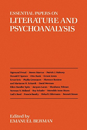 9780814711859: Essential Papers on Literature and Psychoanalysis (Essential Papers on Psychoanalysis)