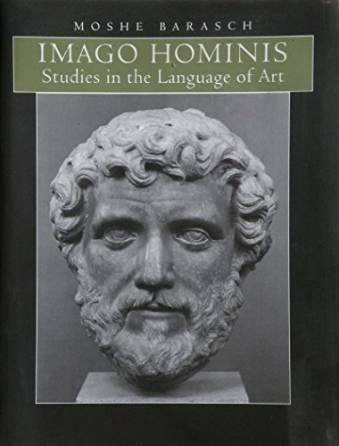 9780814712313: Imago Hominis: Studies in the Language of Art