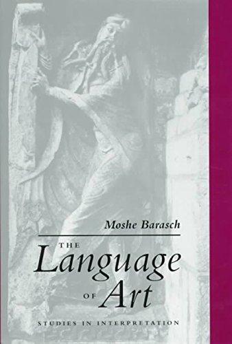9780814712566: The Language of Art: Studies in Interpretation
