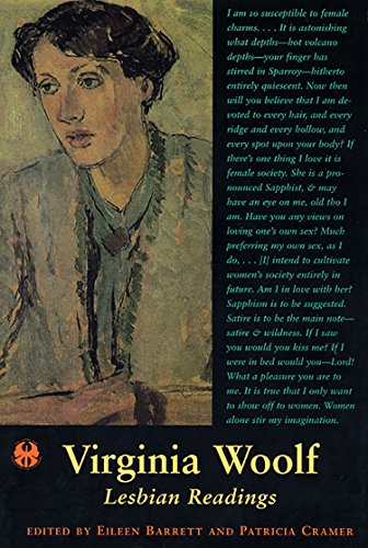 9780814712634: Virginia Woolf: Lesbian Readings (The Cutting Edge: Lesbian Life and Literature Series)
