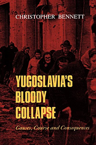 9780814712887: Yugoslavia's Bloody Collapse: Causes, Course and Consequences