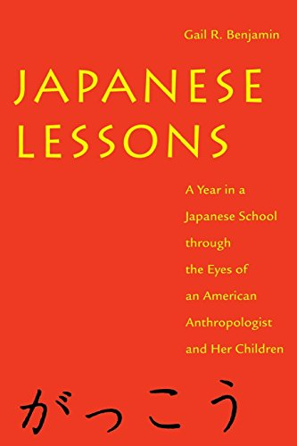 9780814713341: Japanese Lessons: A Year in a Japanese School Through the Eyes of an American Anthropologist and Her Children