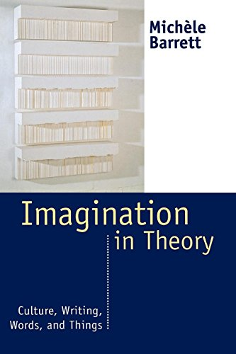 9780814713440: Imagination in Theory: Culture, Writing, Words, and Things