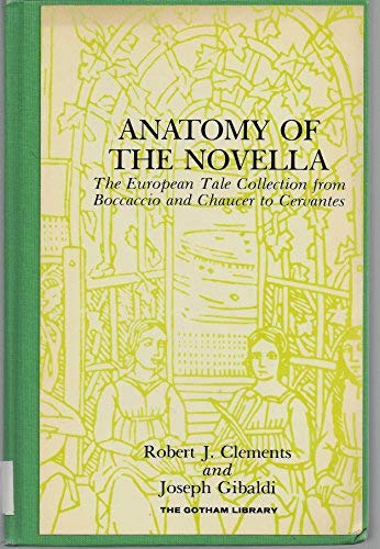 9780814713693: The Anatomy of the Novella (The Gotham Library)