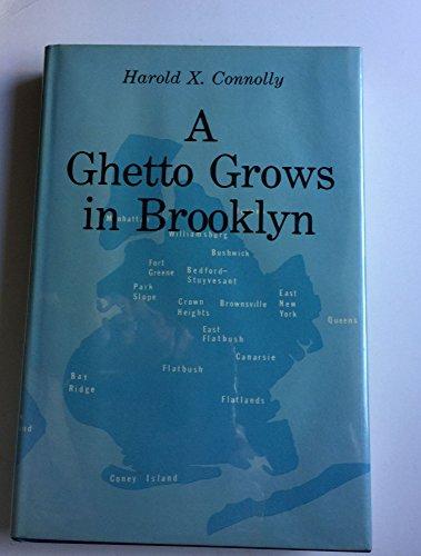 9780814713716: A Ghetto Grows in Brooklyn