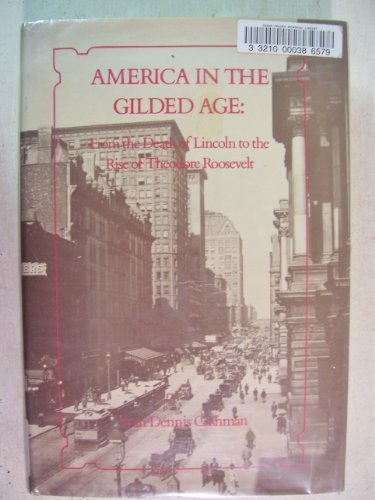 9780814713860: America in the Gilded Age: From the death of Lincoln to the rise of Theodore Roosevelt