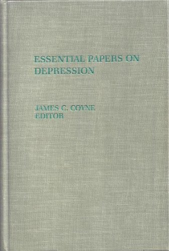 9780814713983: Essential Papers on Depression (Essential papers in psychoanalysis)