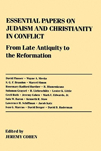 9780814714423: Essential Papers on Judaism and Christianity in Conflict (Essential Papers on Jewish Studies)