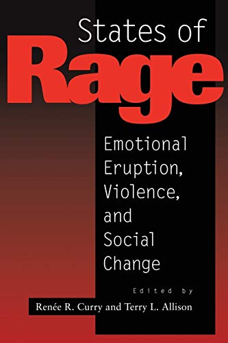9780814715307: States of Rage: On Cultural Emotion and Social Change (60)