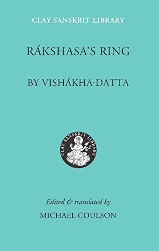 9780814716618: Rakshasa's Ring (Clay Sanskrit Library)