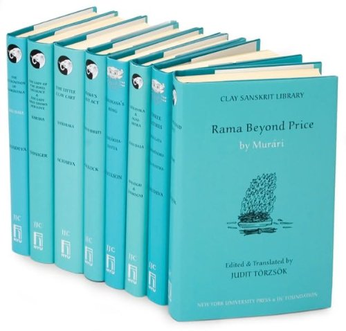The Clay Sanskrit Library: Poetry: 9-volume Set: Clay Sanskrit Library